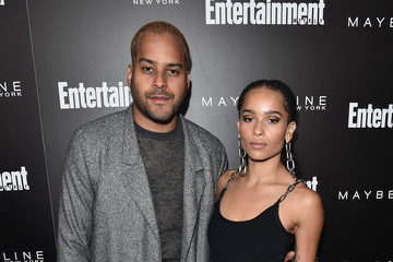 Zoe Kravitz 'Entertainment Weekly' Celebration Honoring the Screen Actors Guild Nominees Presented By Maybelline At Chateau Marmont In Los Angeles - Arrivals