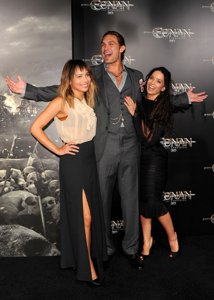 Zoe Kravitz Lisa Bonet Jason Momoa Zoe Kravitz Photos