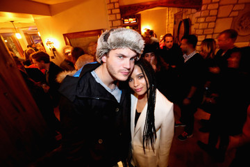 Zoe Kravitz Black Label Media Hosts A Party For The Art of Elysium And Elysium Industry With Guest Host James Franco - 2015 Park City