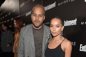Zoe Kravitz Entertainment Weekly Celebration Honoring The Screen Actors Guild Nominees Presented By Maybelline At Chateau Marmont In Los Angeles - Red Carpet