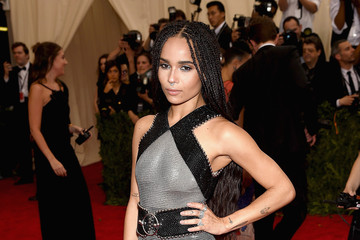 Zoe Kravitz 'China: Through The Looking Glass' Costume Institute Benefit Gala - Arrivals
