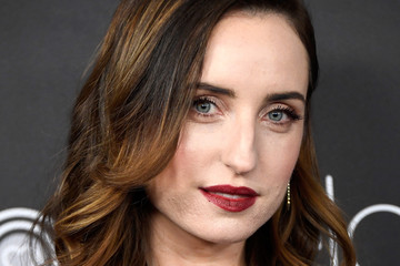 Zoe Lister Jones Warner Bros. Pictures and InStyle Host 18th Annual Post-Golden Globes Party - Arrivals