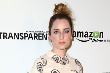 Zoe Lister Jones 'Transparent' Premieres in LA