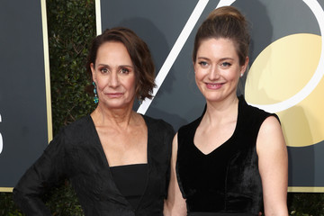 Zoe Perry 75th Annual Golden Globe Awards - Arrivals