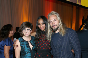 Zoe Saldana NALIP Latino Media Awards