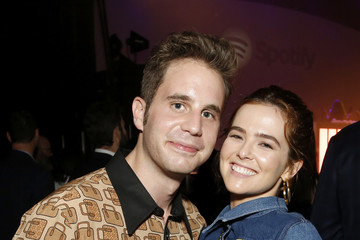 "Zoey Deutch Spotify Hosts ""Best New Artist"" Party At The Lot Studios - Inside"