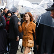 Zoey Deutch Street Style - Day 6 - New York Fashion Week February 2020