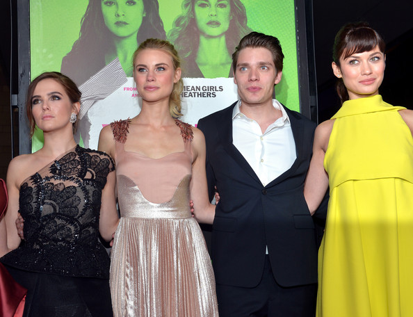 'Vampire Academy' Premieres in LA — Part 3