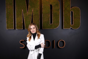 Zoey Deutch The IMDb Studio At The 2017 Sundance Film Festival Featuring The Filmmaker Discovery Lounge, Presented By Amazon Video Direct: Day One - 2017 Park City