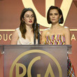 Zoey Deutch 31st Annual Producers Guild Awards - Inside