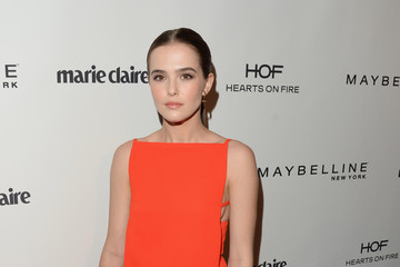 Zoey Deutch Marie Claire Celebrates May Cover Stars