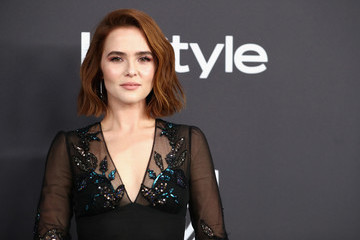 Zoey Deutch InStyle And Warner Bros. Golden Globes After Party 2019 - Arrivals