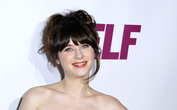 Zooey Deschanel Zooey Deschanel attends the launch of SELF Magazine's July ...