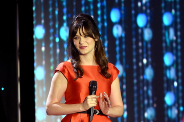 Zooey Deschanel Academy of Motion Picture Arts and Sciences' 7th Annual Governors Awards - Show