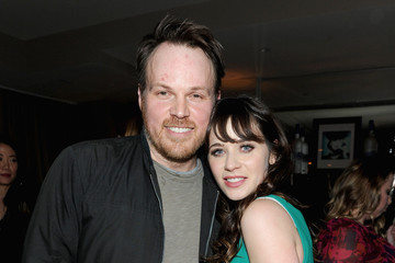 Zooey Deschanel GREY GOOSE Pre-Oscar Party At Sunset Tower