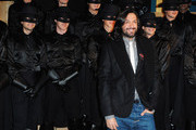 """Choregraph Rafael Amargo attends the """"Zoro"""" Gala Premiere at Folies Bergeres on November 5, 2009 in Paris, France."""