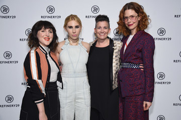 Zosia Mamet R29 New Fronts Our Party Is Women