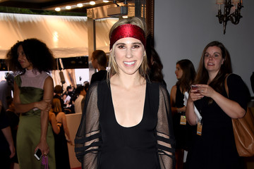 Zosia Mamet 2016 CFDA Fashion Awards - Inside