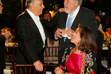 Zubin Mehta Hans Zimmer Honored in Beverly Hills