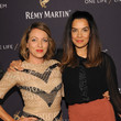 Zuleikha Robinson Remy Martin and Jeremy Renner Present One Life/Live Them - Arrivals
