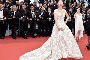 Zuo An Xiao 'Money Monster' - Red Carpet Arrivals - The 69th Annual Cannes Film Festival