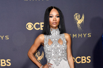 Zuri Hall 69th Annual Primetime Emmy Awards - Arrivals