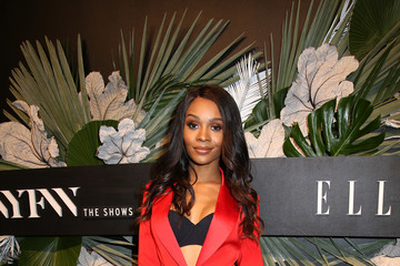 Zuri Hall E!, ELLE & IMG Celebrate the Kick-Off to NYFW: The Shows