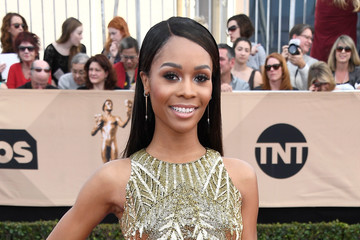 Zuri Hall The 23rd Annual Screen Actors Guild Awards - Arrivals