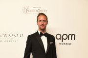 Alexander Skarsgard attends the amfAR Gala Hong Kong 2019 at the Rosewood Hong Kong on March 25, 2019 in Hong Kong, Hong Kong.
