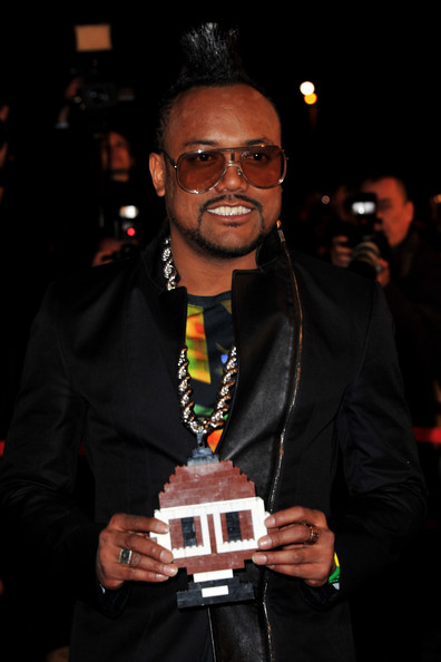 apl.de.ap Recording artist apl.de.ap of The Black Eyed Peas attends the NRJ Music Awards 2011 on January 22, 2011 at the Palais des Festivals et des Congres in Cannes, France.