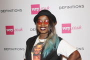 Misha B attends the launch party of very.co.uk's Definiteations range at Somerset House on September 4, 2013 in London, England.