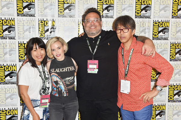 Comic-Con International 2018 - Adult Swim's 'FLCL (Fooly Cooly)' Press Line