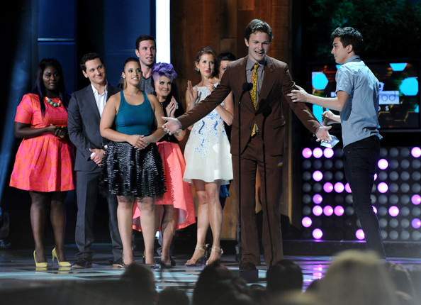 Young Hollywood Awards Show [performance,entertainment,performing arts,event,musical theatre,heater,stage,fashion,performance art,singing,kelly osbourne,danielle brooks,matt mcgorry,alysia reiner,ansel elgort,nat wolff,young hollywood awards,l-r,samsung galaxy,samsung galaxy - show]