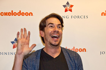 Jerry Trainor iCarly Visits The Naval Submarine Base New London In Groton, Connecticut