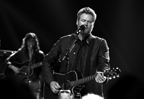 iHeartCountry Album Release Party With Blake Shelton At The iHeartRadio Theater
