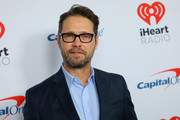 Actor Jason Priestley attends iHeartRadio ALTer EGO presented by Capital One at The Forum on January 18, 2020 in Inglewood, California.