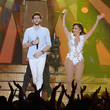 Jennifer Lopez Alvaro Soler Photos