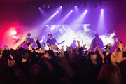 Fall Out Boy performs on stage at Showbox Downtown during iHeartRadio LIVE and Verizon bring you Fall Out Boy in Seattle on November 11, 2019 in Seattle, Washington.