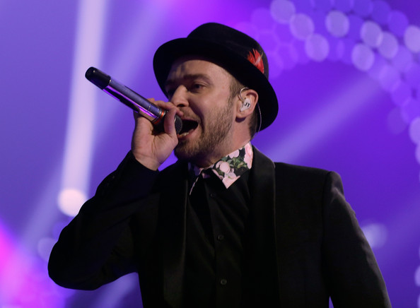 Justin timberlake vip concert packages of the rich and famous zimbio justin timberlake m4hsunfo