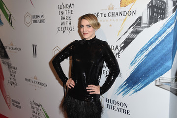 leigh Ashford Moet & Chandon Celebrates The Hudson Theatre Reopening With Jake Gyllenhaal & Annaleigh Ashford