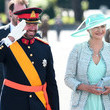 of Luxembourg The Sovereign's Parade At Sandhurst