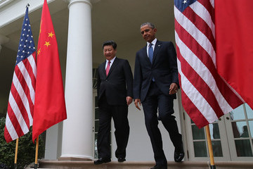 t Xi Jinping President Obama Hosts Chinese President Xi Jinping For State Visit