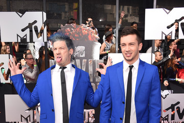 twenty one pilots Arrivals at the MTV Movie Awards — Part 2