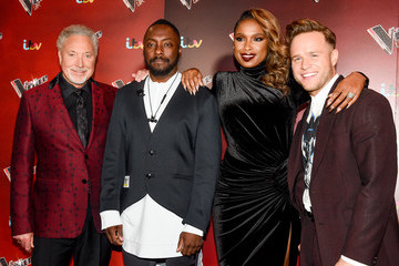 will.i.am Olly Murs 'The Voice' UK 2018 Photocall