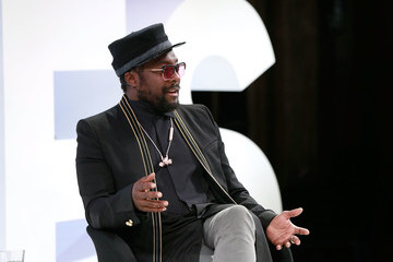 will.i.am The Business of Fashion Presents VOICES In Oxfordshire - Talks