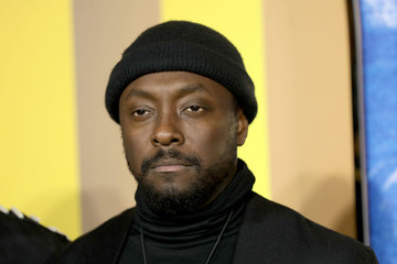 will.i.am 'Black Panther' European Premiere - Red Carpet Arrivals