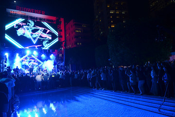 """will.i.am apl.de.ap Budweiser Hosts Night Two of BUDX Miami with Halsey, Black Eyed Peas, Diplo, and 200+ """"Kings of Culture"""" from Around the World"""
