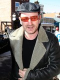 Bono Ali Hewson married