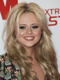 Emily Atack Harry Styles rumored