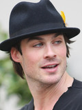 Ian Somerhalder Ashley Greene fling